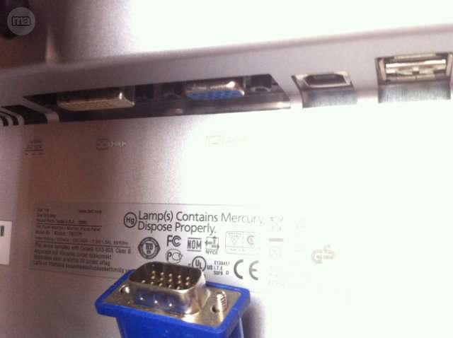 MONITOR PROFESIONAL DELL 19 LCD 1907FPT - foto 5