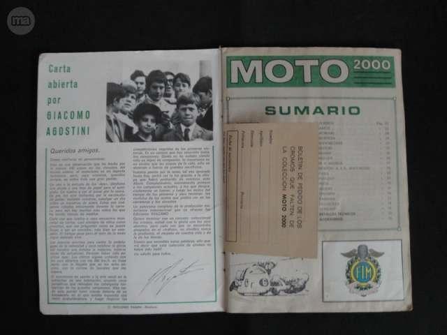 Album De Cromos Moto 2000