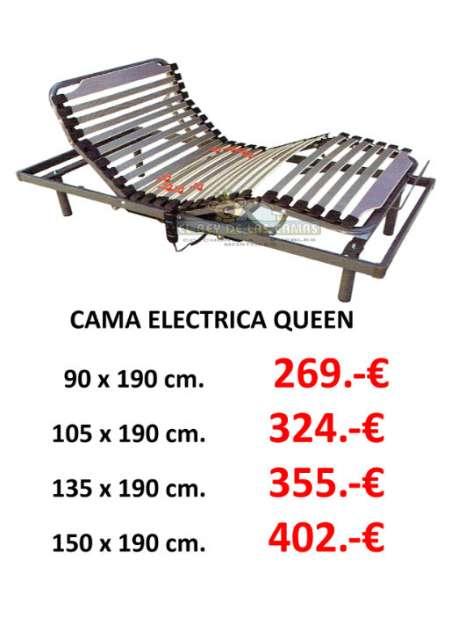 CAMA ELECTRICA - foto 2
