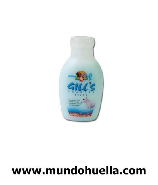 GILL S CHAMPU RELAX, 230ML