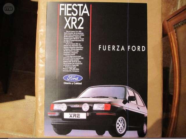 Ford Fiesta  Xr2.