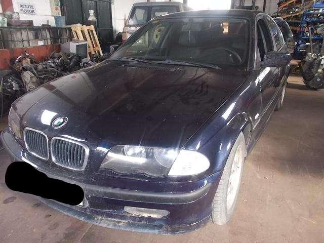 DESPIECE BMW 320D E46 136CV