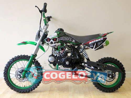 PIT BIKE 125CC CROSS - DIRT BIKE NUEVAS - foto 1