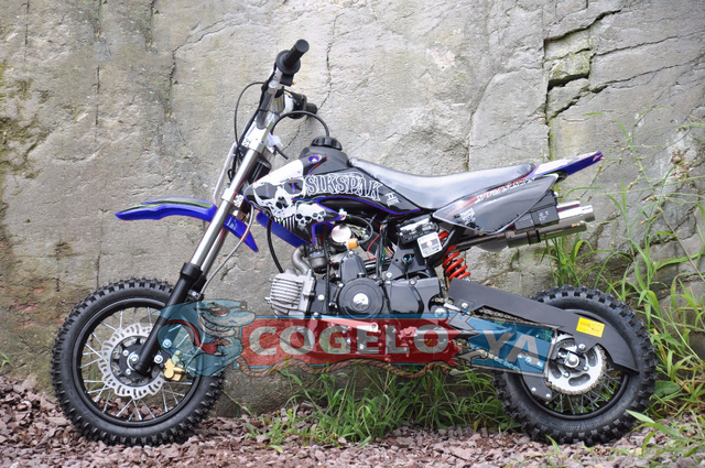 PIT BIKE 125CC CROSS - DIRT BIKE NUEVAS - foto 4