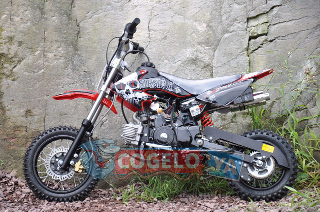 PIT BIKE 125CC CROSS - DIRT BIKE NUEVAS - foto 3