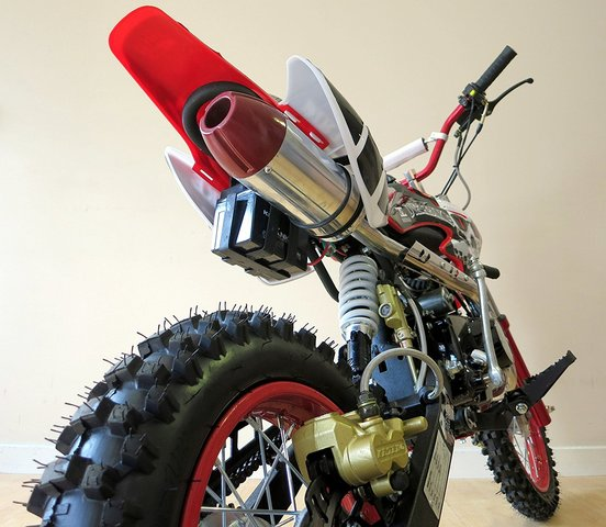 PIT BIKE 125CC CROSS - DIRT BIKE NUEVAS - foto 5