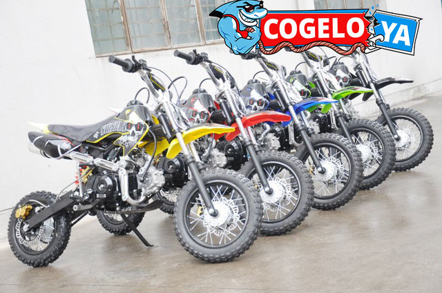 PIT BIKE 125CC CROSS - DIRT BIKE NUEVAS - foto 6