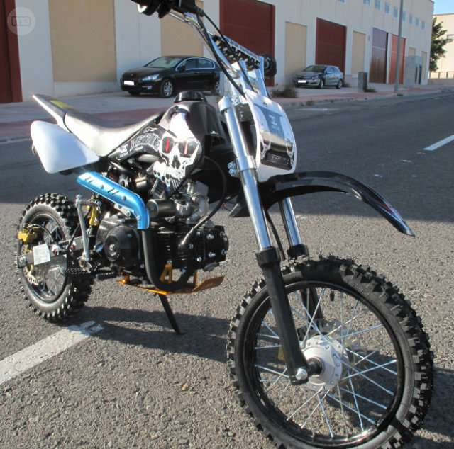PIT BIKE 125CC CROSS - DIRT BIKE NUEVAS - foto 2