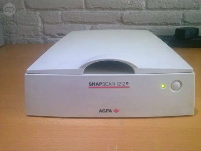 AGFA SnapScan 1236 ArtLine ScanWise Download Drivers
