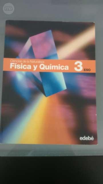 LIBRO DE FISICA Y QUIMICA 3RO ESO segunda mano  Santa Cruz de Tenerife