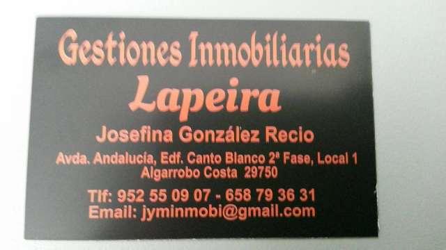 GESTIONES INMOBILIARIAS LAPEIRA