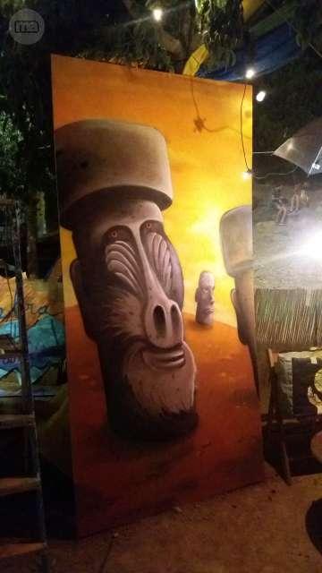 GRAFITI MURAL EN SALOU I CAMBRILS - foto 4