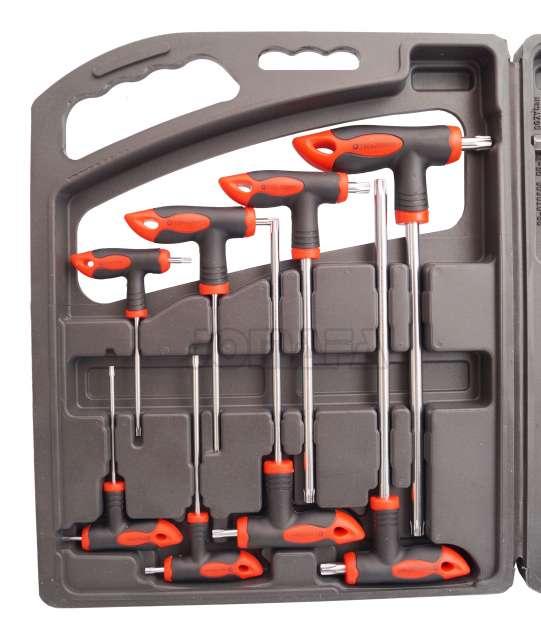 Qii lu 16mm Llave de buj/ía Mango en T de acero al cromo vanadio Llave de buj/ía de la buj/ía de articulaci/ón universal Herramienta del instalador del removedor de buj/ía