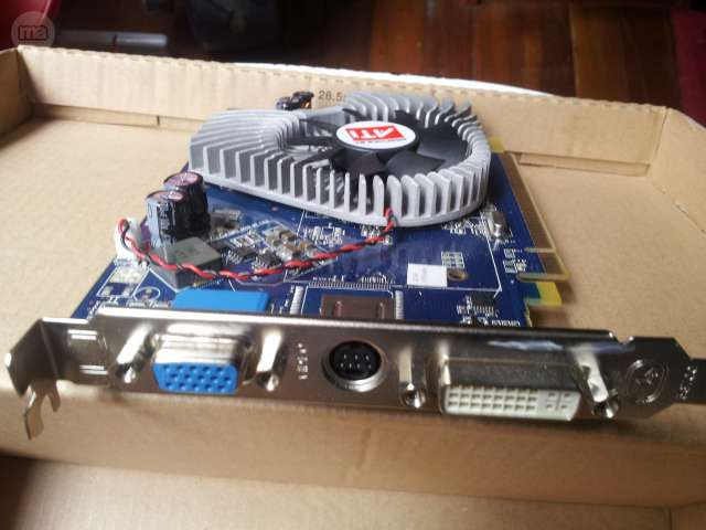 ATI RADEON X1600 PRO 512 MB PCI EXPRESS