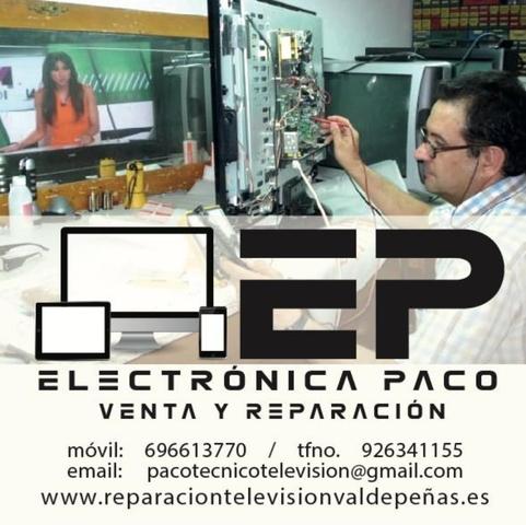 REPARACION TELEVISIÓN VALDEPEÑAS - foto 1