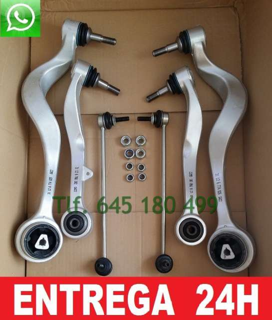 KIT BRAZOS DE SUSPENSION BMW E60 E61