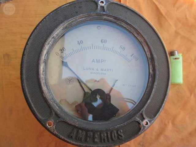 Amperimetro Años 40/50
