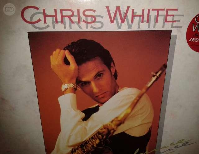 VINILO:  CHRIS WHITE_SAXO DIRE STRAITS - foto 1