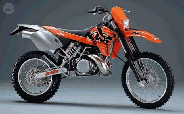DESPIECE KTM 250 EXC 98