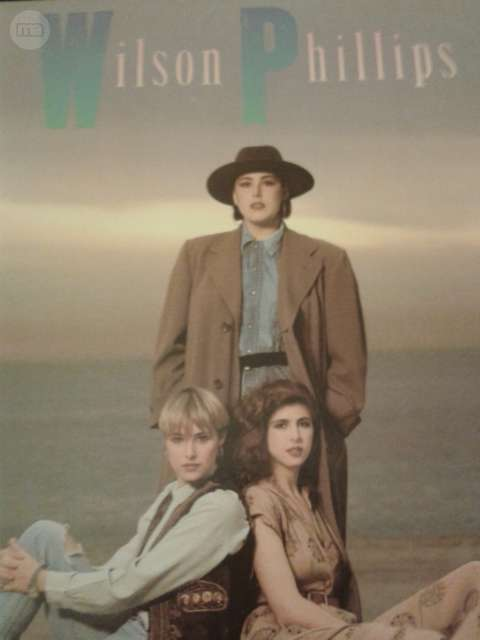 VINILO:  WILSON PHILLIPS (LP) - foto 1