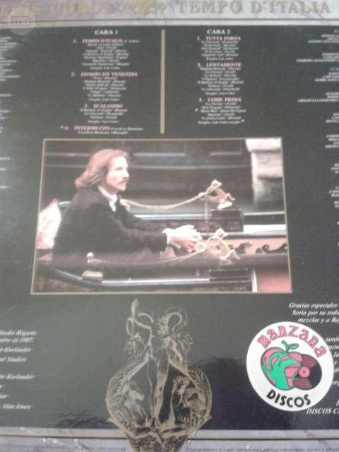 VINILO:  LUIS COBOS (LP) - foto 2
