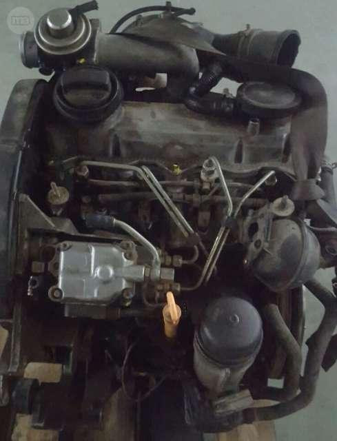 DESPIECE MOTOR ASV 1. 9 TDI 110CV