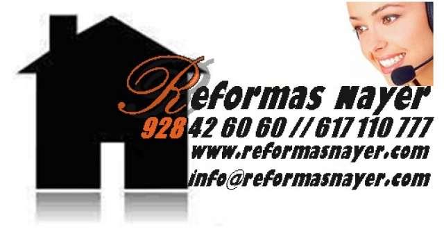 Reforma Baño Milanuncios:reforma integral vivienda 15 días la empresa de reformas nayer es su