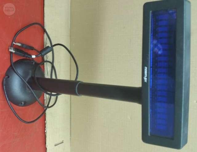 VISOR POSIFLEX USB MODELO PD2800/320