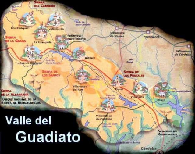 FINCA SITUADA EN EL GUADIATO REF: 50176
