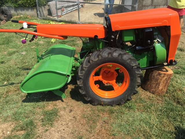 MOTOCULTOR ROTABATOR AGRIA 2700 DL