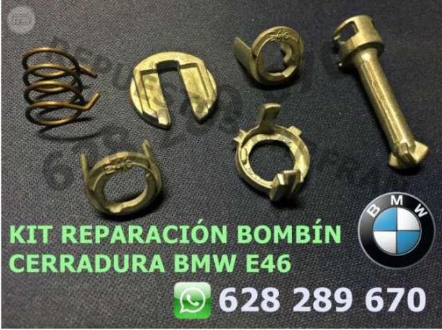 KIT REPARACION BOMBIN CERRADURA BMW E46