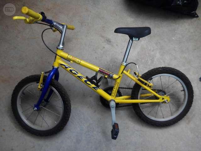 Bicicleta Pequeña Para Niño/A