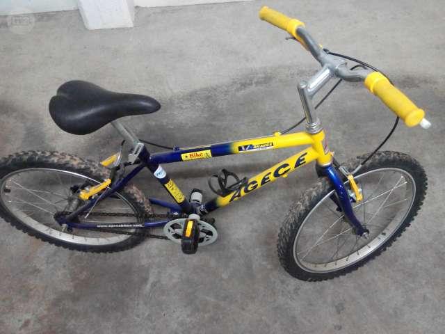 Bicicleta Para Niño/A