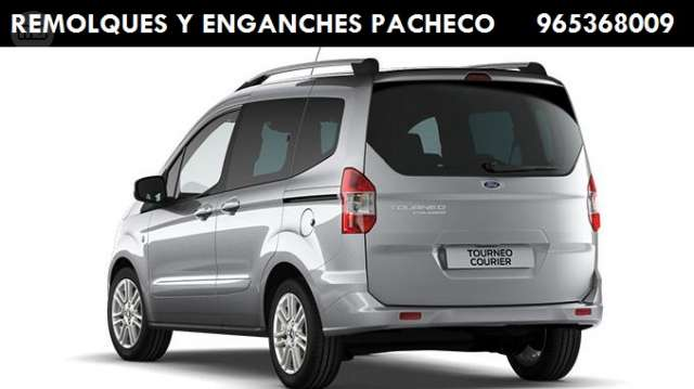 FORD TOURNEO COURIER 2014 . . . .
