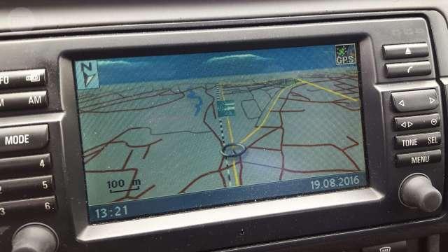 MODULO GPS BMW MK4 CON LENTE NUEVA - foto 2