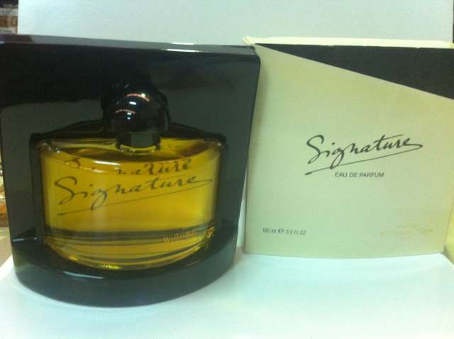 SIGNATURE WILLIAM HALDEN EAU PARFUM 50 M