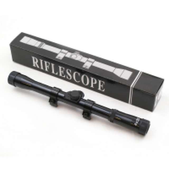 MIRA TELESCOPICA RIFLE 4X20