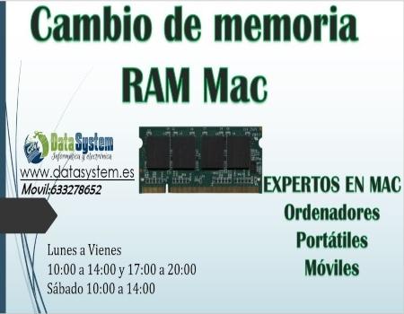 MEMORIA RAM MAC - foto 1