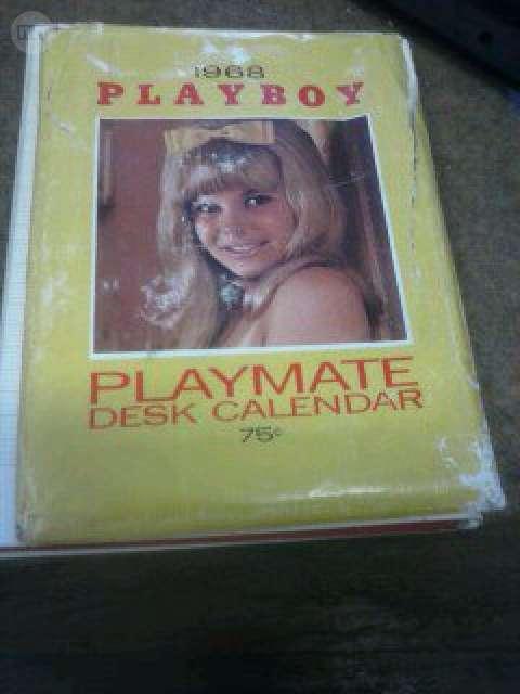 Calendario Play Boy.Bonito Calendario De Play Boy