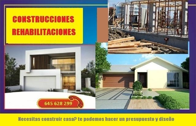 REHABILITACIONES DE EDIFICIOS - foto 1