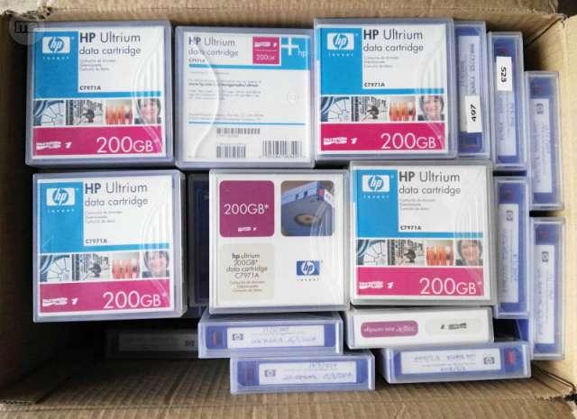 LOTE CINTAS HP ULTRIUM 200 GB - foto 1