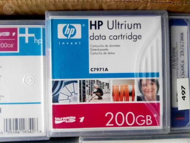 LOTE CINTAS HP ULTRIUM 200 GB - foto 2