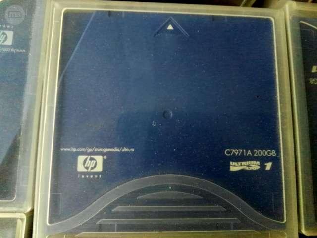 LOTE CINTAS HP ULTRIUM 200 GB - foto 5