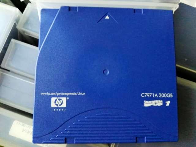 LOTE CINTAS HP ULTRIUM 200 GB - foto 7