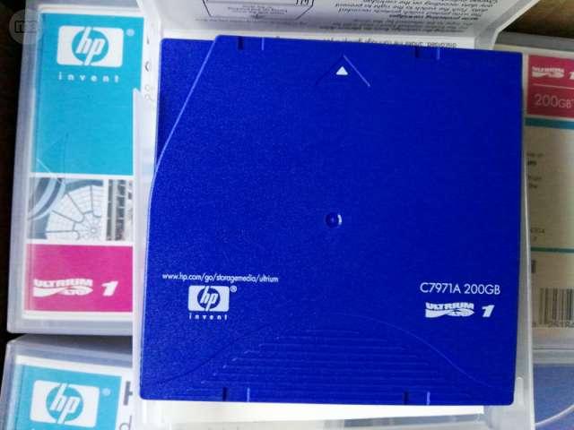 LOTE CINTAS HP ULTRIUM 200 GB - foto 8