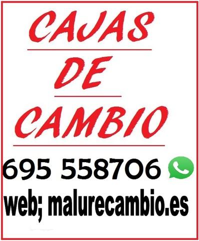 CARDAN, PALIERES, CAJAS DE CAMBIOS - 62%