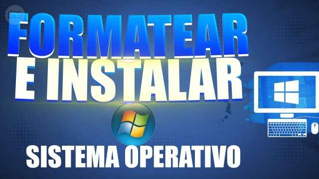 TECNICO INFORMACITO FORMATEO/ VIRUS - foto 1