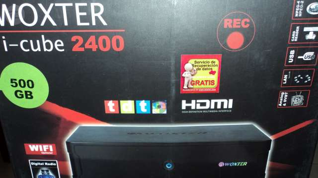 WOXTER 2400 500GB