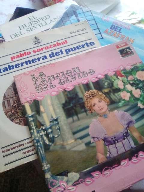 Discos De Vinilo , Zarzuela