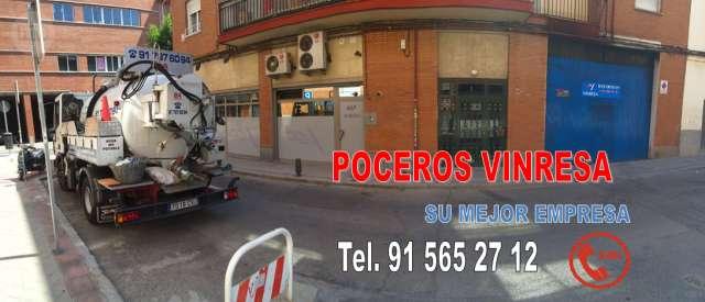 -(POCEROS DESATASCOS BARATOS MADRID-) - foto 4